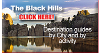 Black Hills Travel Guide